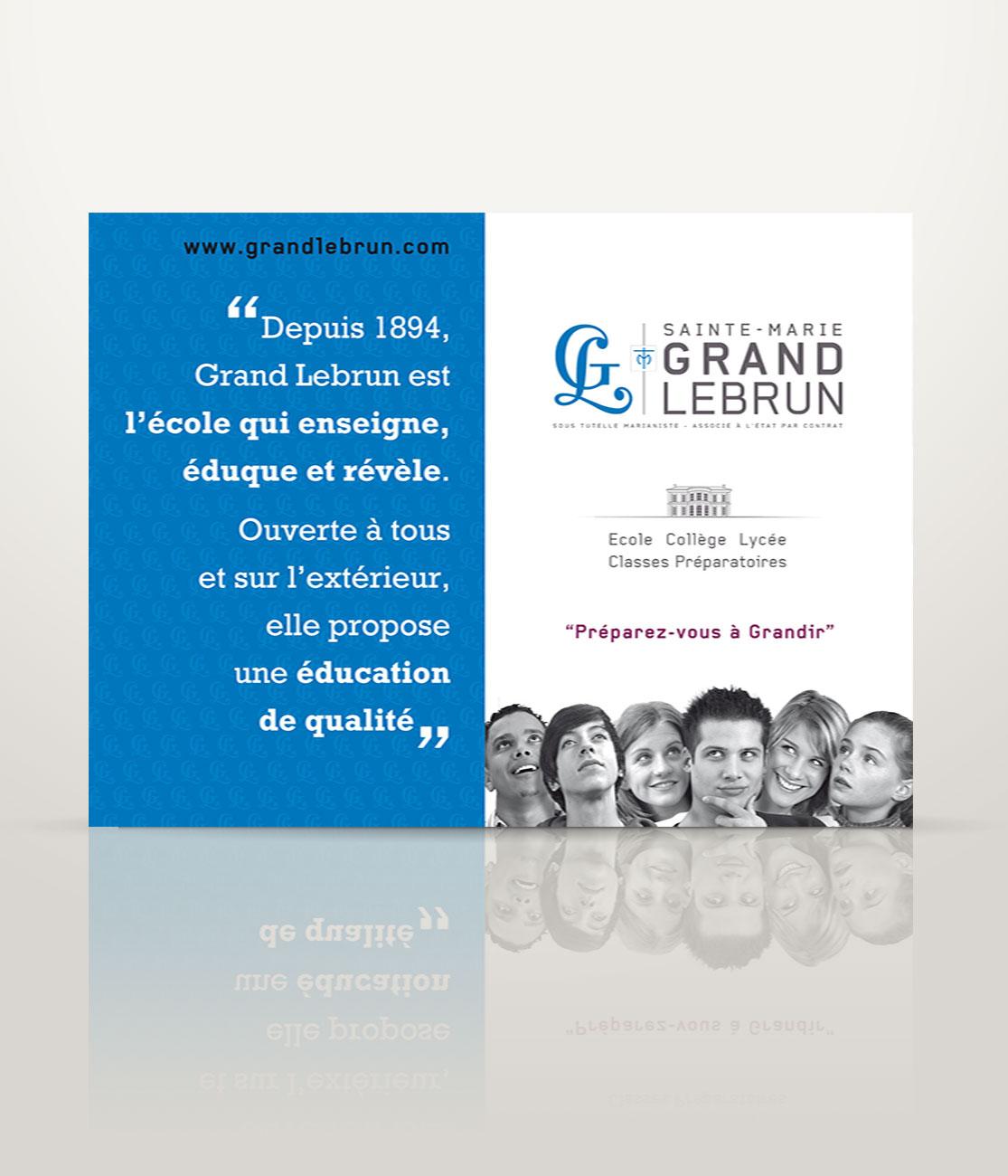 affiche Grand Lebrun