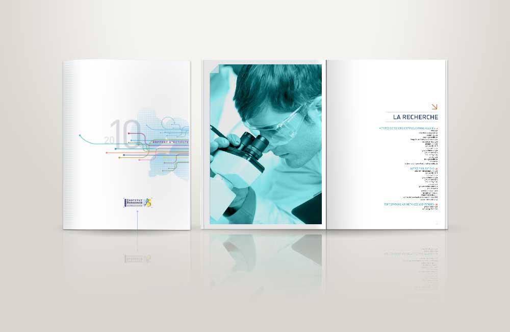 rapport-dactivite-2010 Institut Bergonie