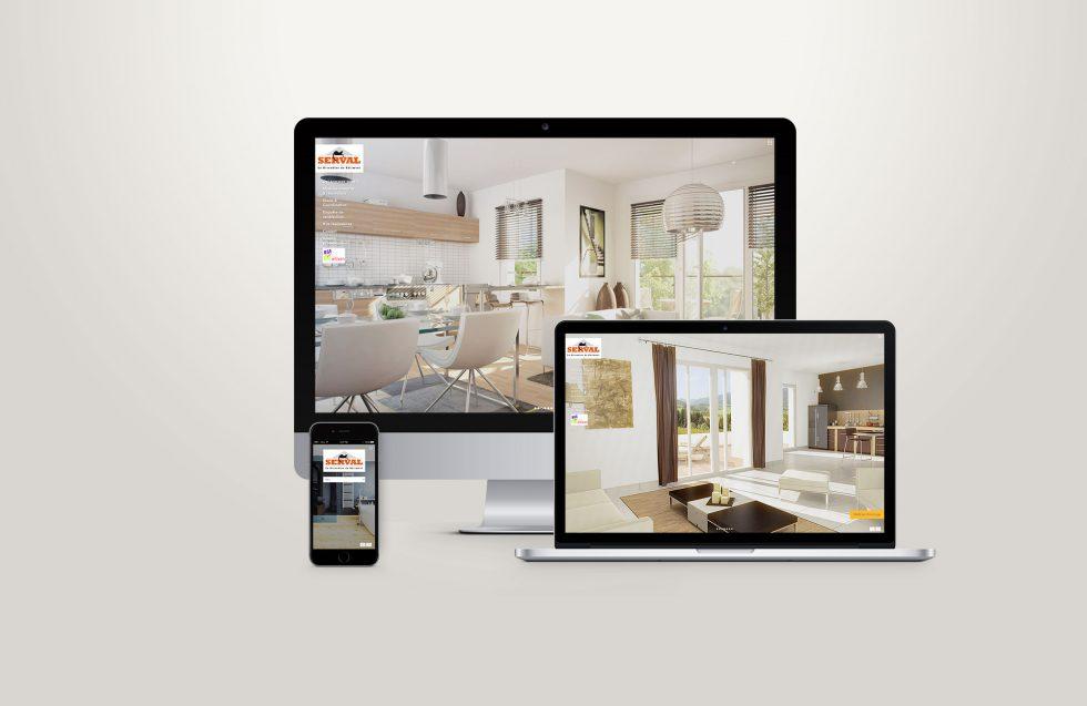 Site web Serval-30CCR